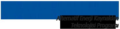 Alternatif Enerji Kaynakları Teknolojisi Programı